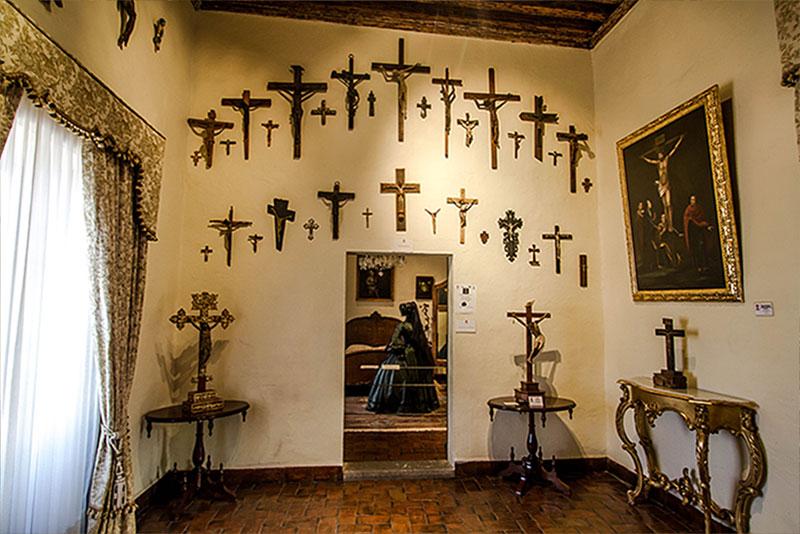 Hasil gambar untuk Museum Casa de la Zacatecana, Santiago de Querétaro, Meksiko